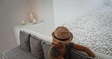 Oblázky Bianco Carrara